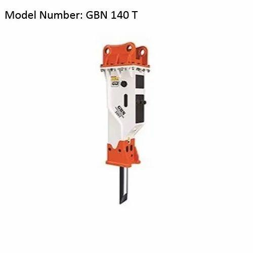 Gbn 140t Hydraulic Rock Breaker