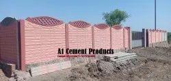 RCC Design Wall Compound