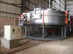 Pusher Forging Furnace