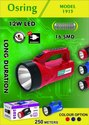 Long Duration Rechargeable LED Torch