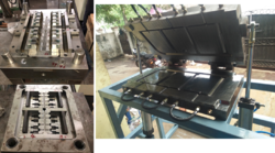 Automatic Mild Steel Die Casting Mould, For Industrial, Capacity: 0-10  ton/day