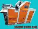 Double Color Bag Printing Machine