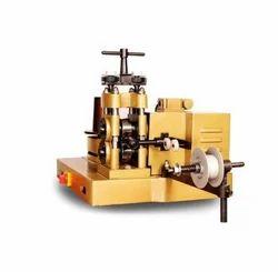 Gold Wire Flattening Machine