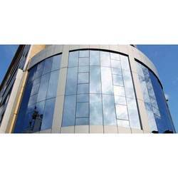 Structural Glazing Works