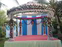 Luxury Wedding Chori Mandap