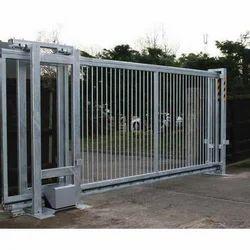 SS Automatic Sliding Gate