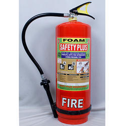 9 Ltr Foam AFFF Type Fire Extinguisher