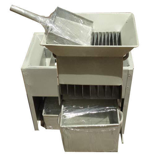 Semi-Automatic Riffle Sample Divider, Packaging Type: Box, Rs 9000 /piece |  ID: 4059294112