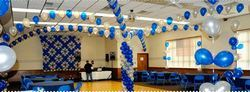 Reception Ceremony Balloon Decoration Services