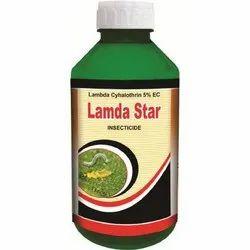 Lamda Star Cyhalothrin 5% EC Insecticide