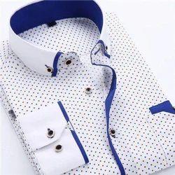 Medium Focus Designer Polyester Shirt