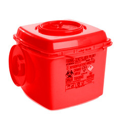 Sharp Disposable Containers