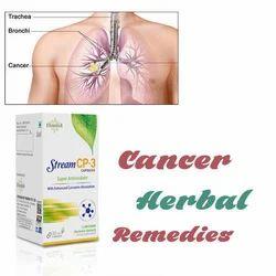 Cancer Herbal Medicine, Packaging Size: 30 Capsule, Packaging Type: Bottle
