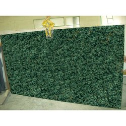 Green Granite Slab, For Flooring, Thickness: 18 Mm