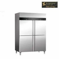 Elanpro 1100 Ltrs Four Door Static Laboratory Freezers