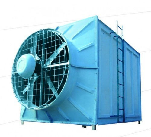 Image result for single cross flow cooling tower
