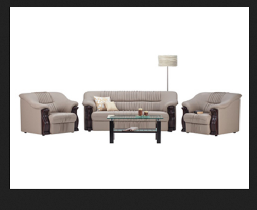 Brown D Lion Fabric Sofa Godrej Interio Store Id 18526282948