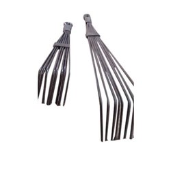mild steel (ms) Tar panja/ Railway Racks, Size: 18inch