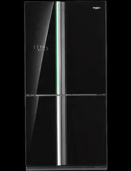 Carbon Black French Door Bottom Mount 678 Ltr Refrigerator