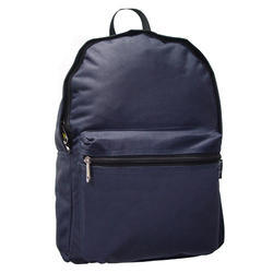 Blue Polyester Corporate Backpack