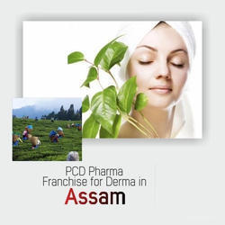 Derma Products Pharma Franchise In Assam