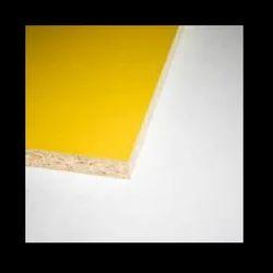 Yellow green Nema G5 Tufflam Glass Melamine Sheet