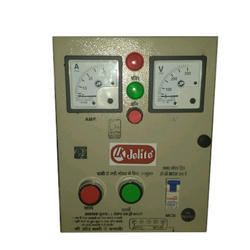 Submersible Pump Control Contactor Panel
