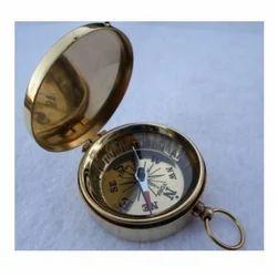 Antique Pocket Nautical Compass
