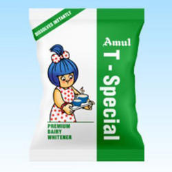 Amul T-Special Dairy Whitener, Packaging Type: Pouch