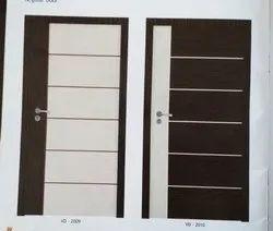 Wood Laminated Comparison Flush Doors