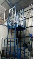 Industrial Hydraulic Goods Lift