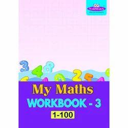 My Maths Work Book-3