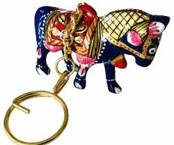 METAL HORSE KEY CHAIN
