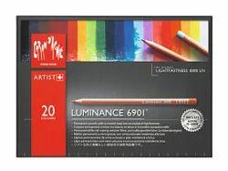 Caran Dache Artist Luminance Colored Pencil Set of 20