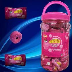 Strawberry Flavored Bubble Gum