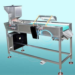 Roller Type Tablet Capsule Inspection Machine, 1400 X 600 X 1250 mm
