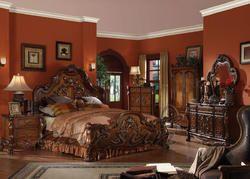 Wooden Designer Bedroom Set for Home