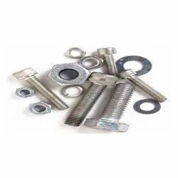 MS and GI Nut Bolts