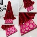 Ladies Satin Saree