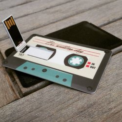Credit Card Shape USB Pen Drive