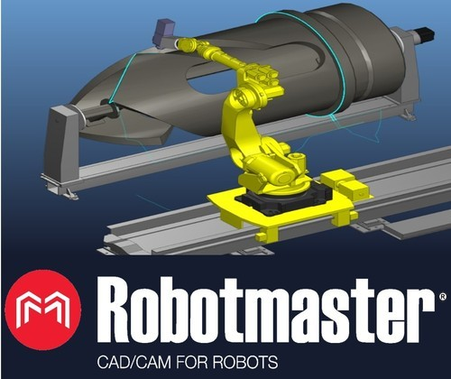 Robotmaster Robot Simulation, Manufacturing Engineering