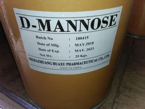 D - Mannose Powder, Packaging Size: 25 Kgs, Packaging Type: Drum Packing