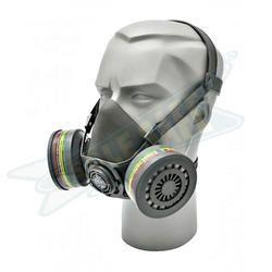 Gas Protection Half Mask (Twin Cartridge)