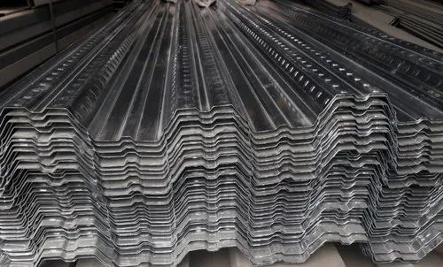 Metal Deck Sheet  51/240 Galvanized & Cold Rolled