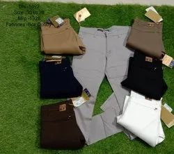 Dfourteen Cotton Trouser