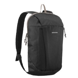 Quechua NH100 Black 10L Hiking Backpack