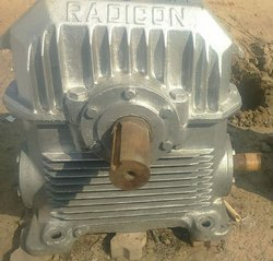RADICON Used Worm Reduction Gearbox