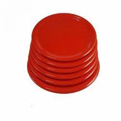 Round Plastic Dinner Plate