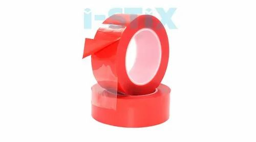 Polyester Double Sided Adhesive Tape with High Transparency