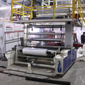Three Layer Blown Film Extrusion Line